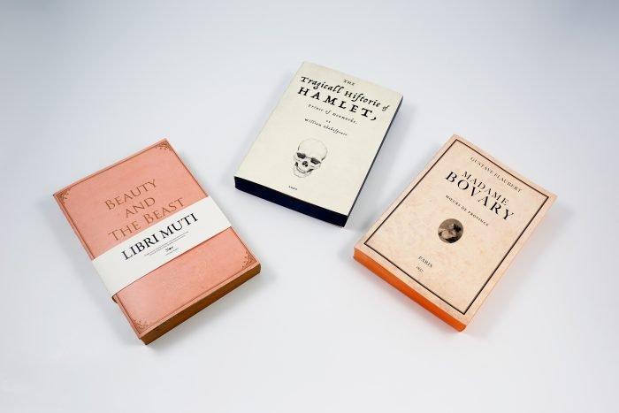 Libri Muti - composizione