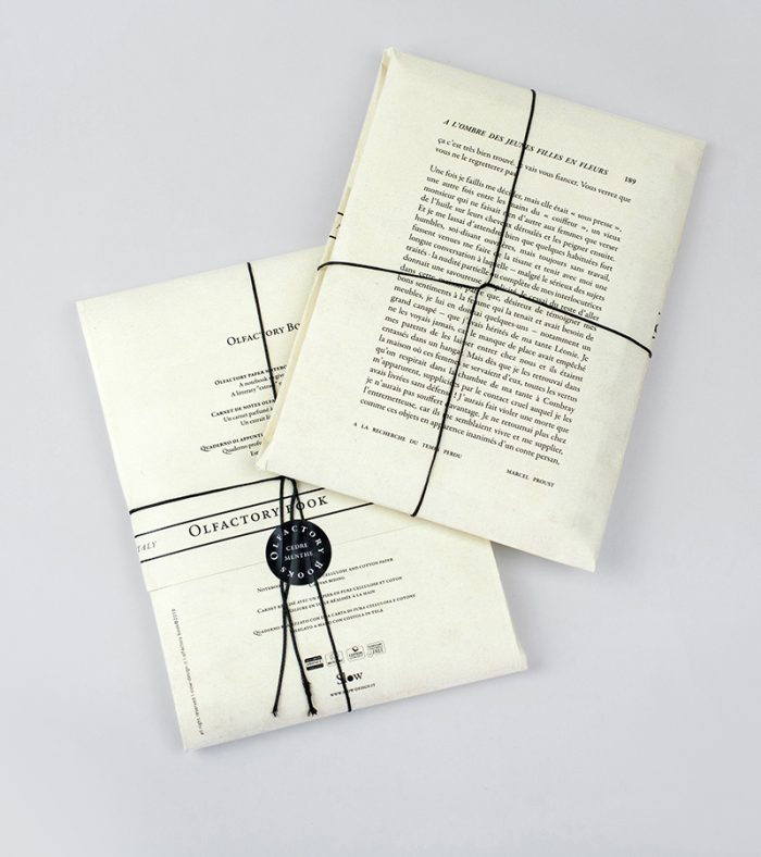 Olfactory Books