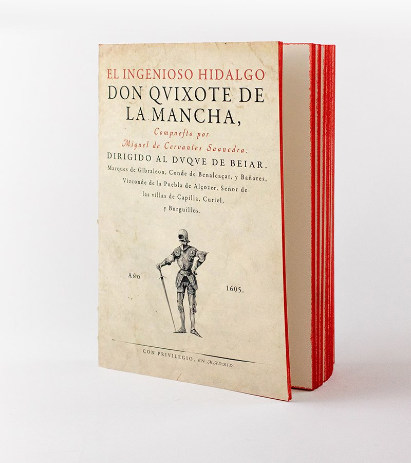 Don Quixote W