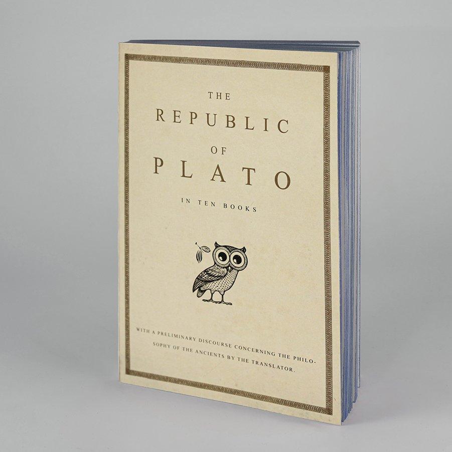 Republic of Plato 900